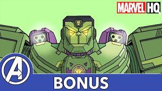 Mech Files: Hulk | Marvel's Avengers: Mech Strike