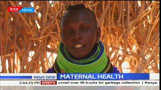 Villagers in Turkana county find ways of keeping expectant mothers closer to facilities