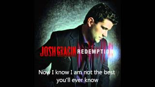 Josh Gracin -- Let you go