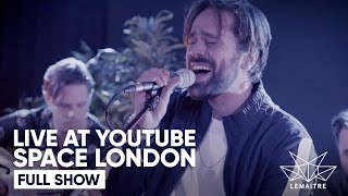Lemaitre   Live At YouTube Space London 2018   Full Show