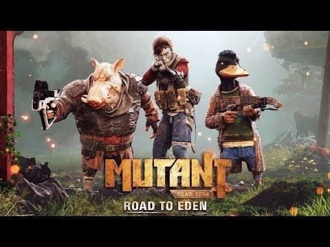 Mutant Year Zero: Road to Eden - начало игры