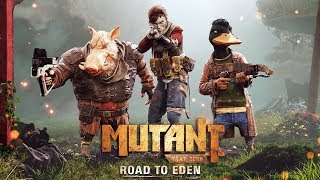 Mutant Year Zero: Road to Eden - начало игры