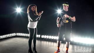 Jordin Sparks Teaches the 'Double Tap' - So You Know You Can't Dance Ep. 6
