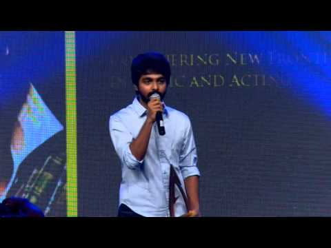 G V Prakash - Jaguar & RITZ Excellence Awards