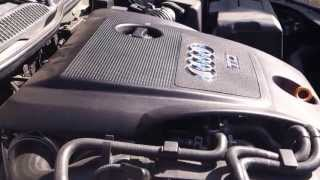 Audi a3 1.9 131 vibrations in engine