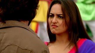 Sonakshi Sinha threatens Shahid Kapoor - Dialogue Promo 2 - R...Rajkumar