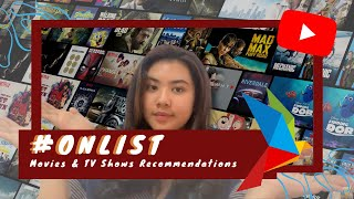 #ONLIST 6 Movies & TV Shows To Watch In Quarantine + REVIEW! 🎬