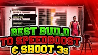 nba 2k19 best point guard build speed boost - TH-Clip