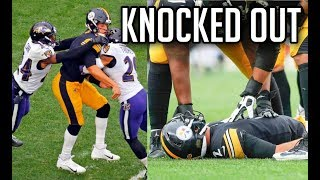 NFL Knockout Hits of the 2019 Season (So Far) || HD