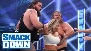 Mandy Rose debuts new look as brawl erupts on SmackDown: SmackDown, August 7, 2020