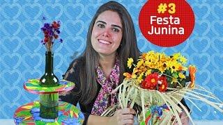 Nesta web série você vê passo a passo os bastidores ( a produção) de uma festa junina. O meu aniversário!!!!!! Vou mostrar tudo que eu fizer de decoração para a festinha, gravar vlogs das compras, dar dicas... Vai ser super legal!!!! Assistam e se inscrevam no meu canal!!!!