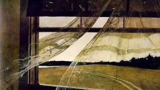 April Come She Will- Simon & Garfunkel (cover) + Andrew Wyeth art