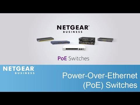 GS305P 5 Port Gigabit Smart Managed Switch