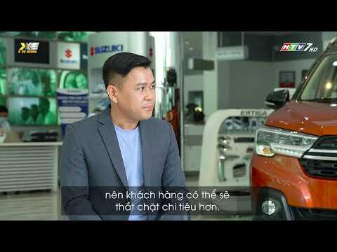 Phỏng vấn TGĐ Việt Nam Suzuki - HTV7 Xe Và Xu Hướng Tập 1