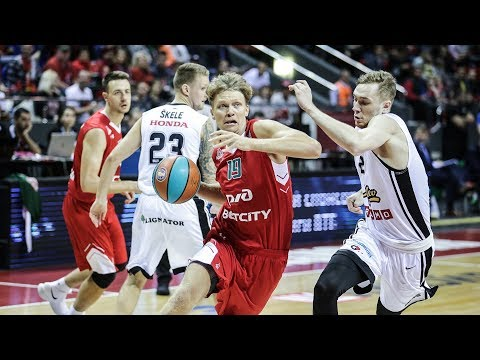 Lokomotiv-Kuban vs Kalev Highlights November, 17   Season 2019-20