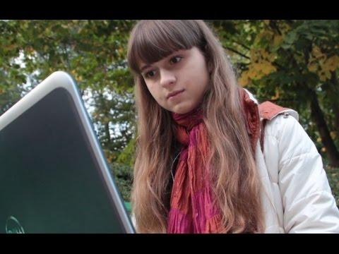 モルドバ:16歳の少女が開発、視覚障がいのある人もプログラミングを | 日本ユニセフ協会 | ユニセフ・イノベーション