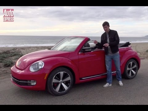 Volkswagen Beetle Cabriolet review - Auto Express