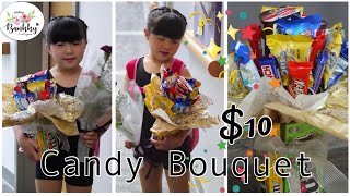 Under $10  Candy Bouquet