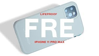 LifeProof FRE Case | iPhone 11 Pro Max | Waterproof Case
