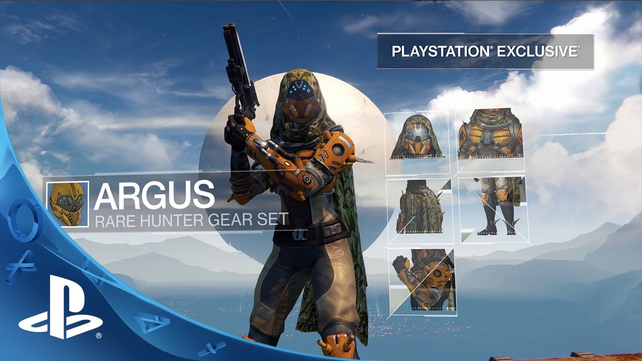Destiny: New Video Showcases PlayStation-Exclusive Maps, Guns, Gear
