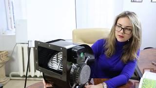 Вентилятор Bahcivan OCES от компании ПКФ «Электромотор» - видео