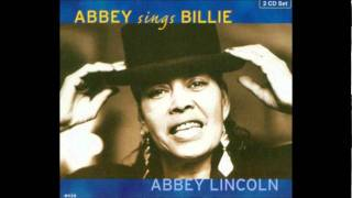 Abbey Lincoln - Please don't talk about me (when I'm gone)