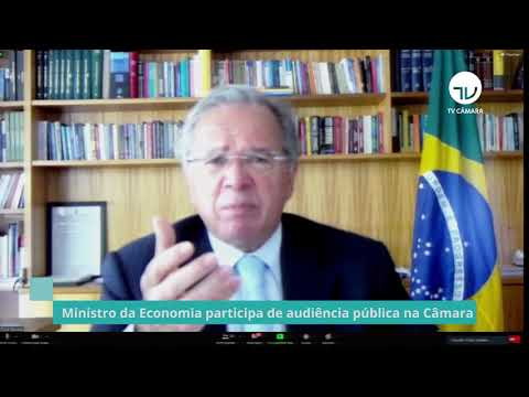Ministro da Economia participa de audiência pública na Câmara - 04/05/21