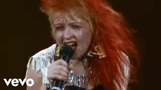 <b>Cyndi Lauper</b>  Money Changes Everything