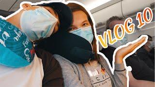 Flying DURING Corona to Marbella! | Vacation Vlog Spain | Vlog #10