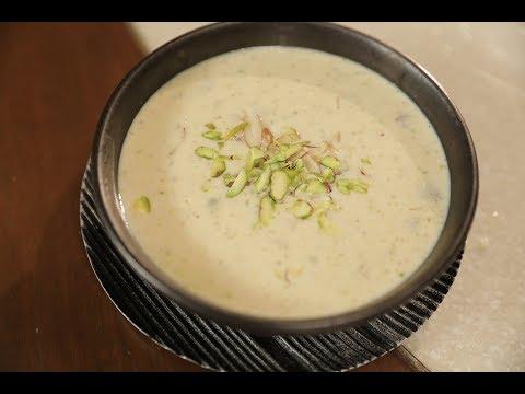 Sitaphal Basundi | Family Food Tales with Mrs Alyona Kapoor | Sanjeev Kapoor Khazana