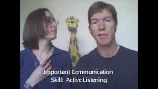FS 121: Communication Skill Segment Four - Listening to Understand