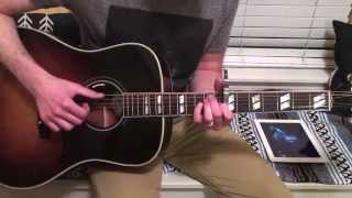 """Terminal"" by Jon Foreman Tutorial"