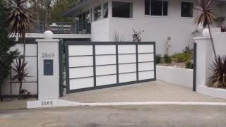 Gate Operators | Mulholland Security Los Angeles 1.800.562.5770