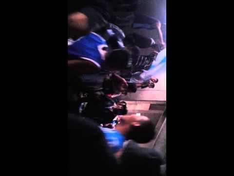 """""""La Banda Del Lobo Jujeño"""" Barra: La Banda de la Flaca • Club: Gimnasia y Esgrima Jujuy"""