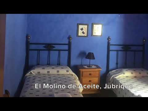 El Molino de Aceite, Jubrique (Distinguished Establishments)