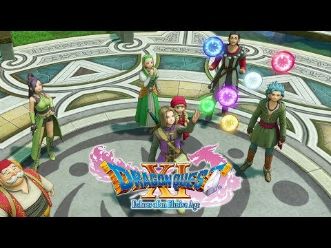 "DRAGON QUEST XI – ""The Loyal Companions"" (Character Trailer) 3076fd8abe7"
