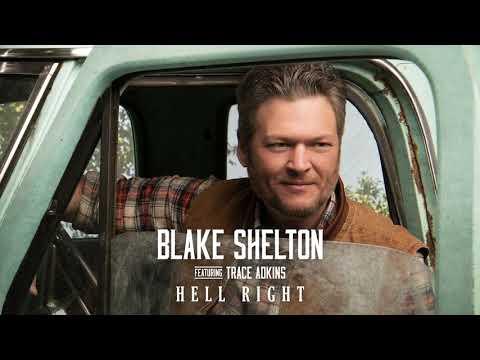 Hell Right - Blake Shelton 💖 1 HOUR 💖