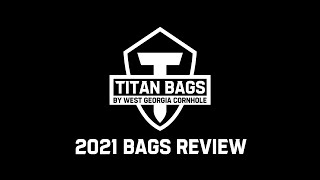 Titan Bags review