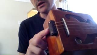 The Boxjolin - Homemade Instrument #2