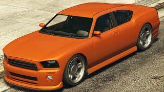 GTA 5 - Bravado Buffalo