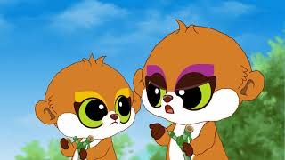 YooHoo série 1, díl 27. -Panda Ringring 1. část