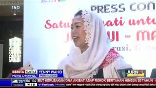 Download Video Tanggapan Yenny Wahid Soal Pernyataan Ketum PSI Terkait Perda Berbasis Agama MP3 3GP MP4