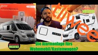 Wohnmobil/Kastenwagen Alarmanlage? Tiiwee
