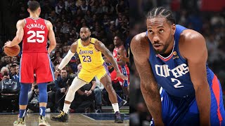 "NBA ""Lockdown Defense"" MOMENTS"