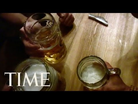 Drinking And Smoking Make You Look Older In Addition To Being Part Of An Unhealthy Lifestyle | TIME