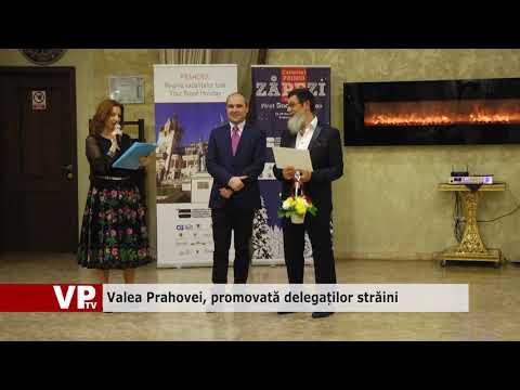 Valea Prahovei, promovată delegaților străini