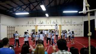 preview picture of video 'UCR Cheer equipo de competencia'