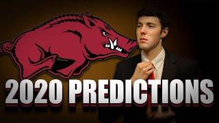 2020 Arkansas College Football Predictions