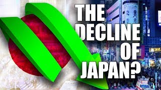 Why does Japan have an endangered population?