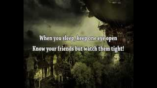Abney Park - Scupper Shanty (+ Lyrics)